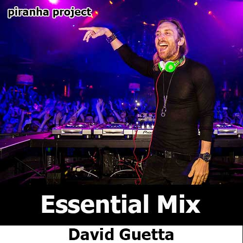 David Guetta - Essential Mix (23.05.2015)