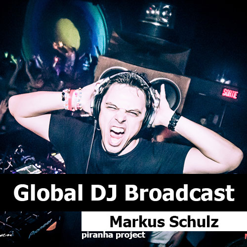 Markus Schulz - Global DJ Broadcast (11.06.2015)