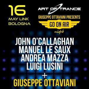 Giuseppe Ottaviani - Go On Air Night (16.05.2015)