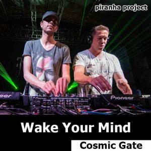Cosmic Gate - Wake Your Mind (19.06.2015)